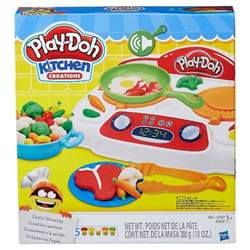 play doh kitchen creations sizzlin stovetop target