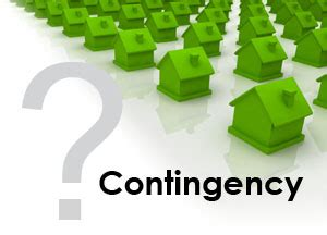 Real Estate What Is A Contingency Seattle Waterfront Homes