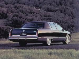 94 Cadillac Fleetwood Brougham 1993 94 Cadillac Fleetwood Brougham