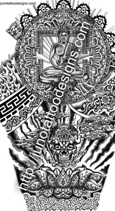 tibetan design tibetan buddhist tattoos meaning designer