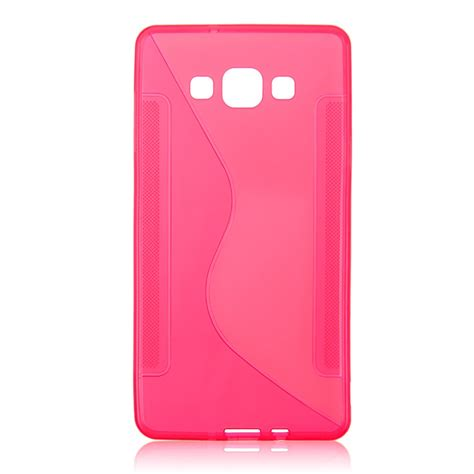 Samsung Galaxy A5 Fabitoo Soft Armor Silicone Tpu Cover Sarung Soft Tpu Silicon Back Cover Skin Shell For Samsung