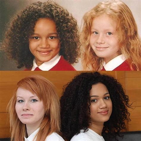 why does the actress on blacklist look different from 14 biracial twins who don t look like they re even related