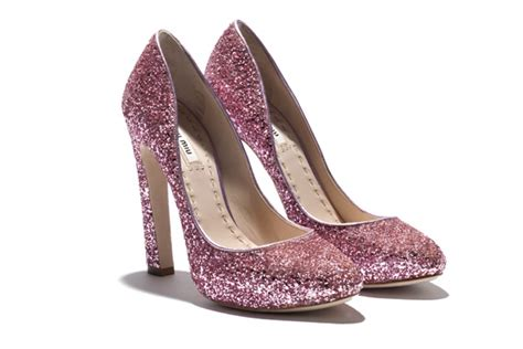 miu miu sparkle sneakers all that glitters is miu miu pumps talktomyshoes