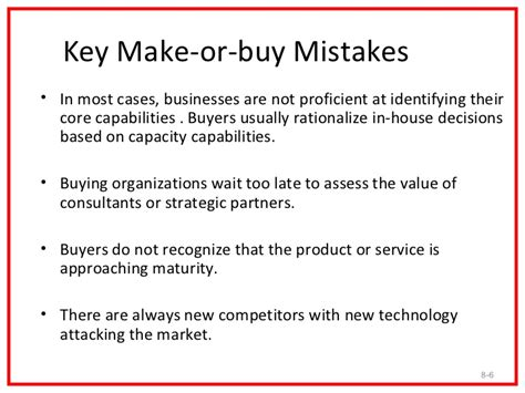 make vs buy template 28 images how to calculate make or buy
