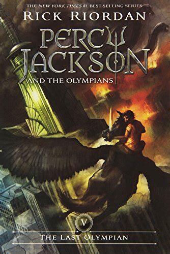 the last olympian book report percy jackson the last olympian by rick riordan