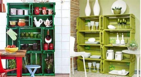 ideas para decorar tu casa 16 ideas para decorar tu casa con cajas de madera mi