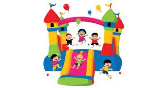 bounce house clip art many interesting cliparts