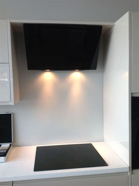 Really funky, modern, kitchen induction hob cooker and