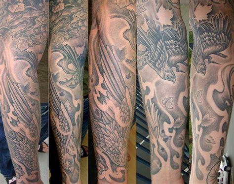 apollo tattoo joel s hawk sleeve