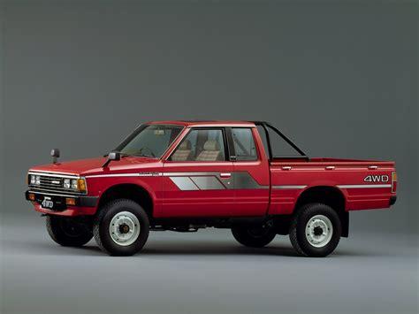 nissan datsun 1982 1982 datsun 4wd king cab jp spec 720 nissan g