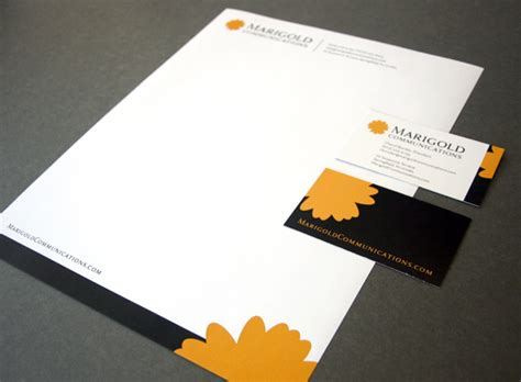 Award Winning Letterhead The