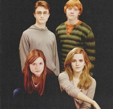 Ginny Weasley Hermione Granger by Harry Potter Weasley Ginny Weasley And Hermione