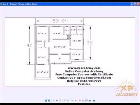 autocad tutorial urdu free download building map 1 in autocad urdu tutorials www xpacademy com