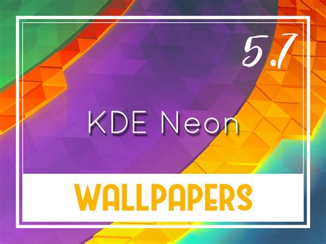 kaos abstrak neon 07 kde neon 5 7 default wallpapers os wallpapers