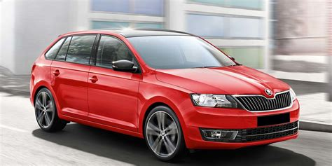 skoda rapid deals skoda rapid spaceback review deals carwow