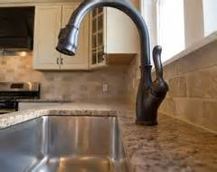 can i do bronze kitchen faucet with stainless steel sink