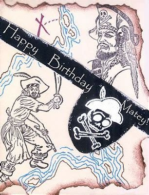 skull and crossbones rubber st sideshow sts pirate day customer cards and crafts
