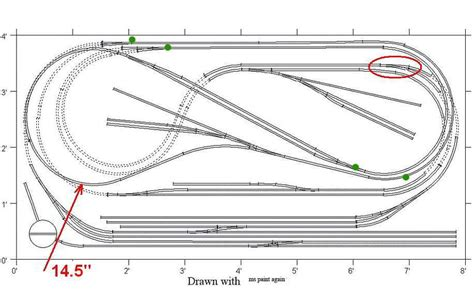 dispensa servizio militare kaiserstuhl n scale layout track plan