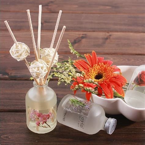 scented indoor l oil reed diffuser perfume sticks aroma home fragrance indoor