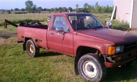 1984 Toyota 4x4 For Sale For Sale 1984 Toyota 4x4 2 4 Diesel Ih8mud Forum