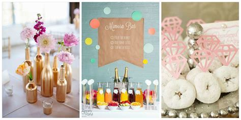 40  Best Bridal Shower Ideas   Fun Themes, Food, and