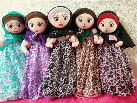 Boneka Anisa Jilbab anisa home