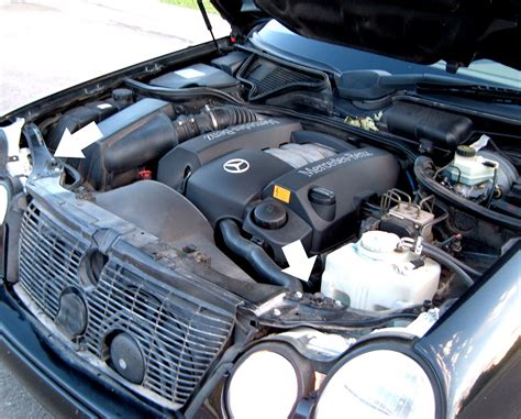 mercedes e320 light assembly how to replace upgrade headlight bulbs on 1996 2002