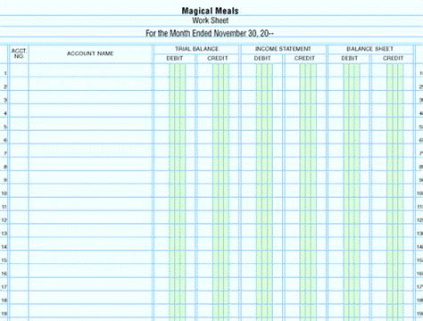 Blank Accounting Worksheet by Blank Accounting Worksheet Search Results Calendar 2015