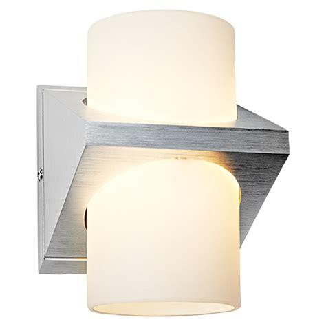 design wandleuchten voltolux alu design wandleuchte sondalo 1 flammig max