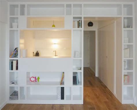 Rangement Petit Appartement by Solution Rangement Petit Appartement Agencement Petit