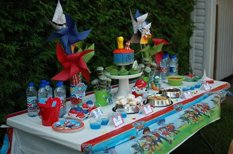 Boys Bathroom Decorating Ideas by Paw Patrol Birthday Party Ideas Photo 1 Of 20 Catch My
