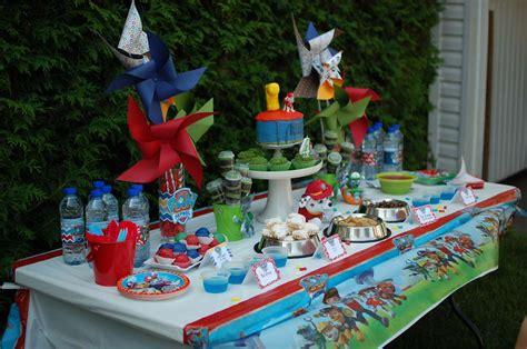 Paw patrol birthday party ideas photo 1 of 20 catch my party