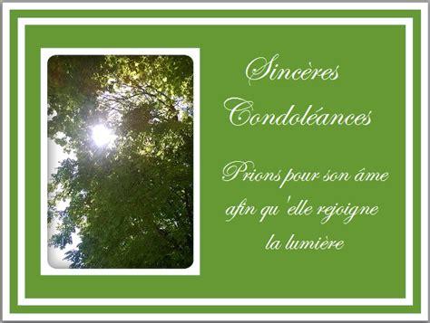 Modèle De Texte De Condoléances