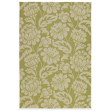 10 Foot Outdoor Rugs - buy calypso 8 foot x 10 foot indoor outdoor rug in wasabi