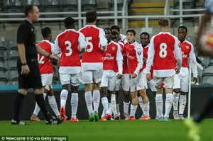 Arsenal Academy Players | arsenal academy under the spotlight after divisions emerge
