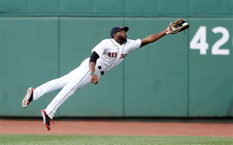 Catch A jackie bradley jr s diving catch is a the