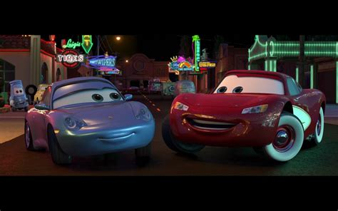 cars sally and lightning mcqueen cars lightning mcqueen and sally drive