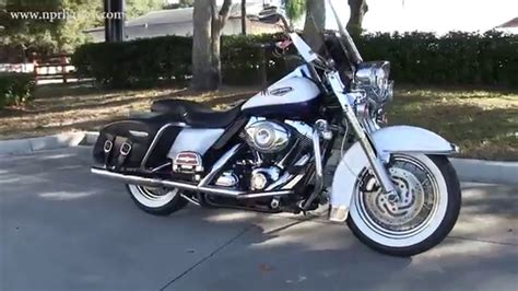 2007 Harley Davidson Road King Classic For Sale by 2007 Harley Davidson Road King Classic