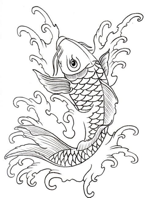 carp fish tattoo images amp designs