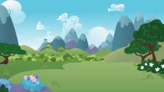 double rainboom landscape background by joieart on deviantart