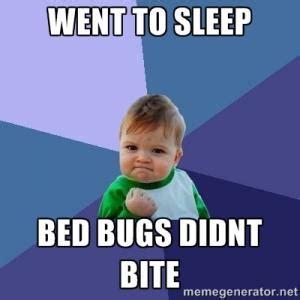 Bed Bug Meme - bed bugs jokes kappit
