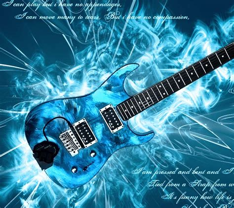 wallpaper blue guitar electric guitar wallpapers wallpaper cave