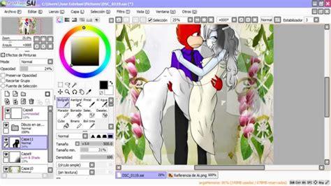 tutorial como dibujar en paint tool sai tutorial c 243 mo dibujar en paint tool sai a mi estilo