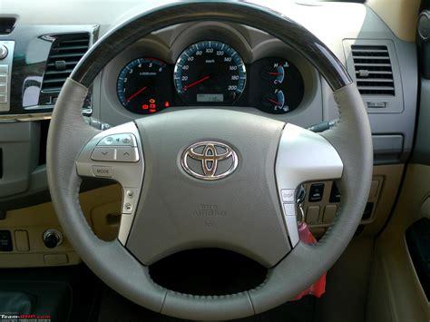 Power Steering Rack Toyota Fortuner Rack Steer Fortuner 10003935 review 2011 toyota fortuner 4x2 mt at team bhp