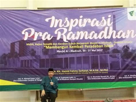 Dari New Modernism Kw Islam Liberal Prof Dr Abd Ala ketua miumi orang islam tak mungkin korupsi voa islam