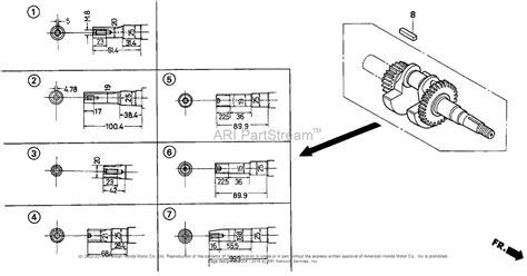 honda gx200 carburetor parts diagram honda auto parts