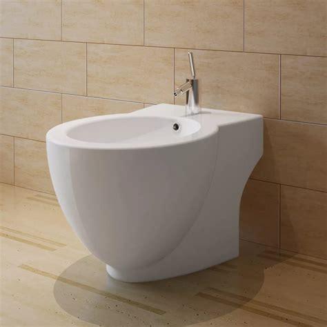 Toilette Und Bidet by Vidaxl Co Uk White Ceramic Toilet Bidet Set