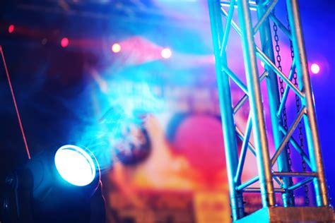 Concert Lights by Vancouver Concert Stage Lighting Kettner Creative