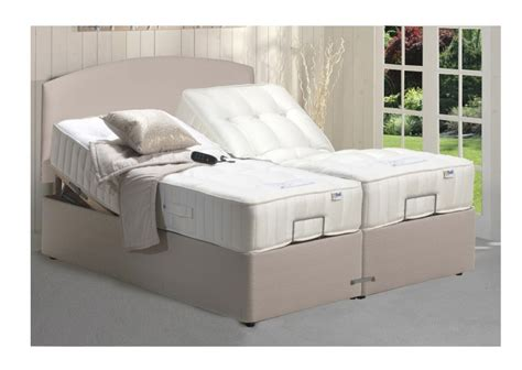 furmanac mibed 6ft kingsize 1200 pocket with memory electric adjustable bed by mibed