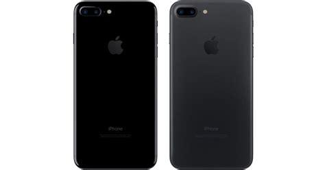 iphone  jet black  black color comparison difference